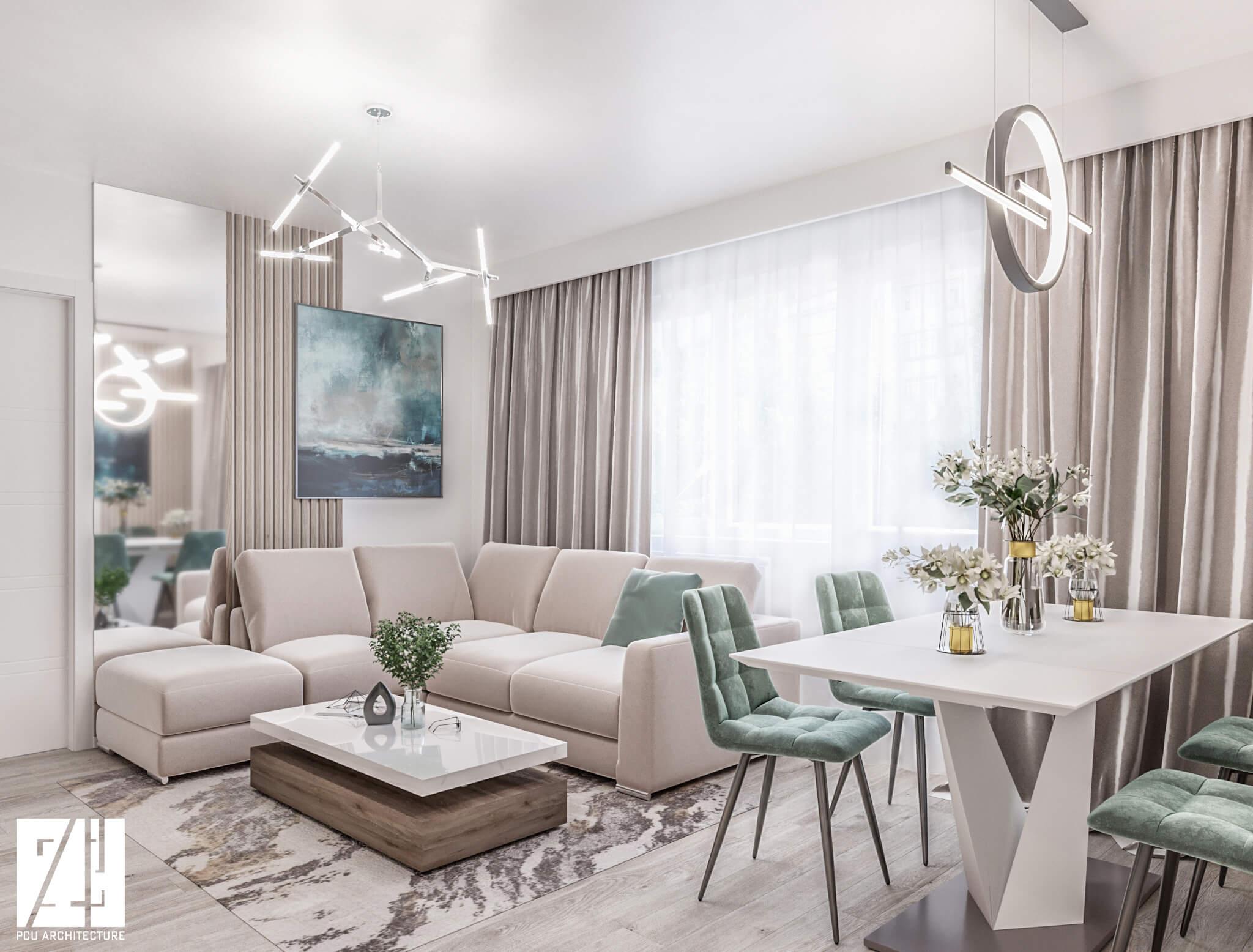 Apartament CR_ 1